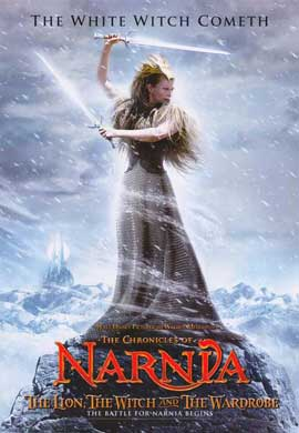 Chronicles of Narnia: The Lion, the Witch and the Wardrobe - 27 x 40 Movie Poster - Style D
