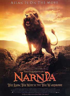 Chronicles of Narnia: The Lion, the Witch and the Wardrobe - 27 x 40 Movie Poster - Style E