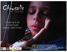 Chrysalis - 11 x 17 Movie Poster - Style A