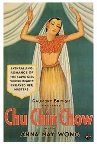 Chu Chin Chow - 27 x 40 Movie Poster - Style A