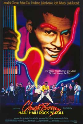 Chuck Berry: Hail! Hail! Rock 'n' Roll - 11 x 17 Movie Poster - Style A