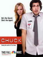Chuck (TV) - 30 x 40 Movie Poster - Style A
