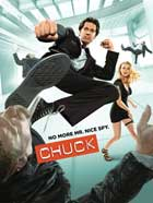 Chuck (TV) - 43 x 62 TV Poster - Style A