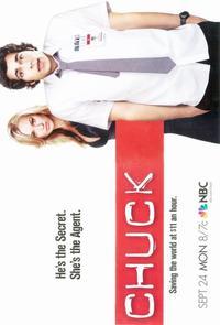 Chuck (TV) - 11 x 17 TV Poster - Style B