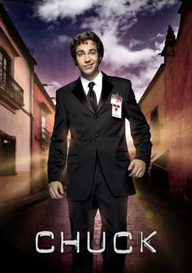 Chuck (TV) - 27 x 40 TV Poster - Style C