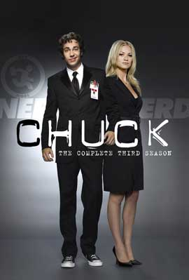 Chuck (TV) - 11 x 17 TV Poster - Style H