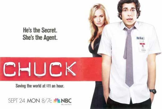 Movie Posters 2007: Chuck (TV) Movie Posters From Movie Poster Shop