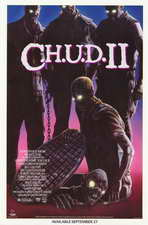 C.H.U.D. II - Bud the Chud - 11 x 17 Movie Poster - Style A