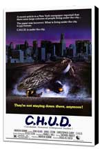 C.H.U.D. - 27 x 40 Movie Poster - Style A - Museum Wrapped Canvas