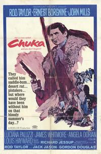 Chuka - 11 x 17 Movie Poster - Style A