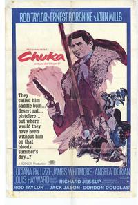 Chuka - 27 x 40 Movie Poster - Style A