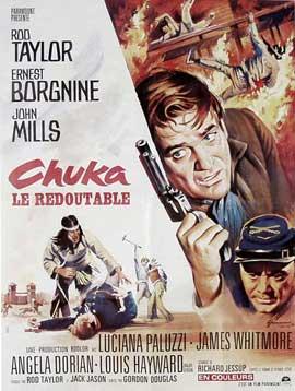 Chuka - 27 x 40 Movie Poster - Spanish Style A