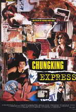 Chungking Express - 27 x 40 Movie Poster - Style A