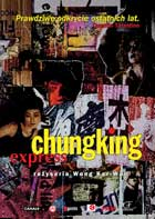 Chungking Express - 11 x 17 Movie Poster - Polish Style A