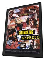 Chungking Express - 27 x 40 Movie Poster - Style A - in Deluxe Wood Frame