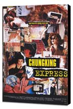 Chungking Express - 27 x 40 Movie Poster - Style A - Museum Wrapped Canvas