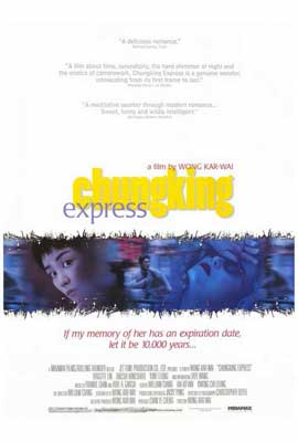 Chungking Express - 11 x 17 Movie Poster - Style B