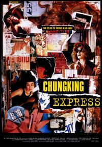 Chungking Express - 43 x 62 Movie Poster - Bus Shelter Style A