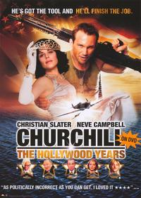 Churchill: The Hollywood Years - 11 x 17 Movie Poster - Style A
