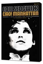 Ciao! Manhattan - 11 x 17 Movie Poster - Style A - Museum Wrapped Canvas