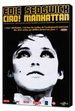Ciao! Manhattan - 27 x 40 Movie Poster - French Style A - Museum Wrapped Canvas