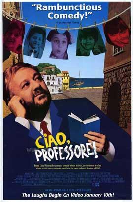 Ciao, Professore! - 11 x 17 Movie Poster - Style A
