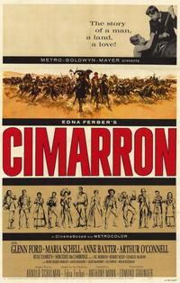 Cimarron - 11 x 17 Movie Poster - Style A