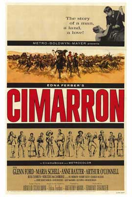 Cimarron - 27 x 40 Movie Poster - Style A
