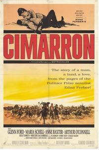Cimarron - 27 x 40 Movie Poster - Style B