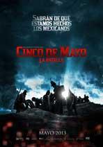 Cinco de Mayo, La Batalla - 27 x 40 Movie Poster - Mexican Style A