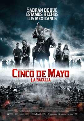 Cinco de Mayo, La Batalla - 11 x 17 Movie Poster - Mexican Style B