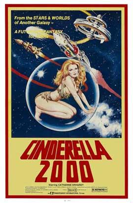 Cinderella 2000 - 27 x 40 Movie Poster - Style B
