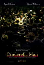 Cinderella Man - 11 x 17 Movie Poster - Style A