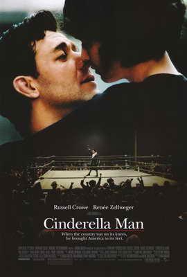 Cinderella Man - 11 x 17 Movie Poster - Style B
