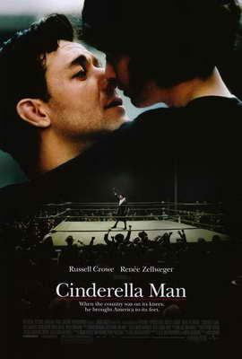 Cinderella Man - 27 x 40 Movie Poster - Style A