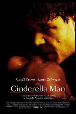 Cinderella Man - 11 x 17 Movie Poster - Style C