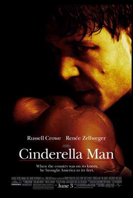 Cinderella Man - 27 x 40 Movie Poster - Style C