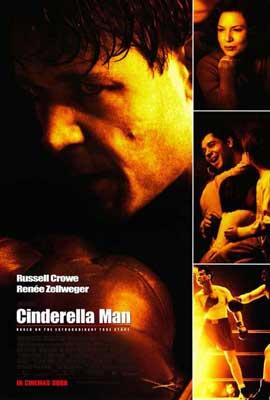 Cinderella Man - 27 x 40 Movie Poster - Style D