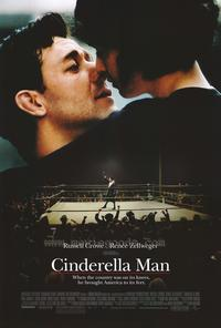 Cinderella Man - 43 x 62 Movie Poster - Bus Shelter Style B