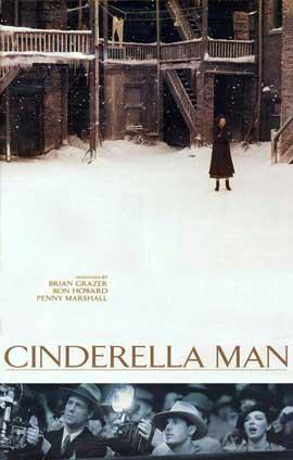Cinderella Man - 11 x 17 Movie Poster - Style F