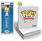 Cinderella - Disney Princess Mini-Pop! 3-D Bookmark