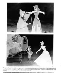 Cinderella - 8 x 10 B&W Photo #1