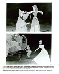 Cinderella - 8 x 10 B&W Photo #3