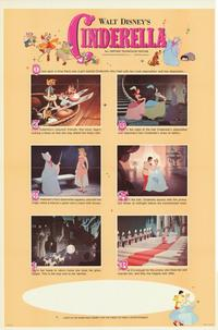 Cinderella - 27 x 40 Movie Poster - Style B