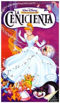 Cinderella - 11 x 17 Movie Poster - Spanish Style B