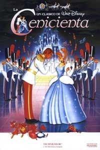 Cinderella - 11 x 17 Movie Poster - Spanish Style D