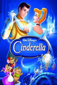 Cinderella - 11 x 17 Movie Poster - Style C
