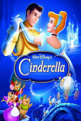 Cinderella - 27 x 40 Movie Poster - Style D