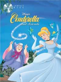 Cinderella - 11 x 17 Movie Poster - Style E