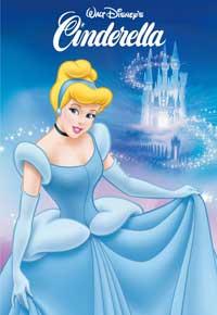 Cinderella - 11 x 17 Movie Poster - Style F